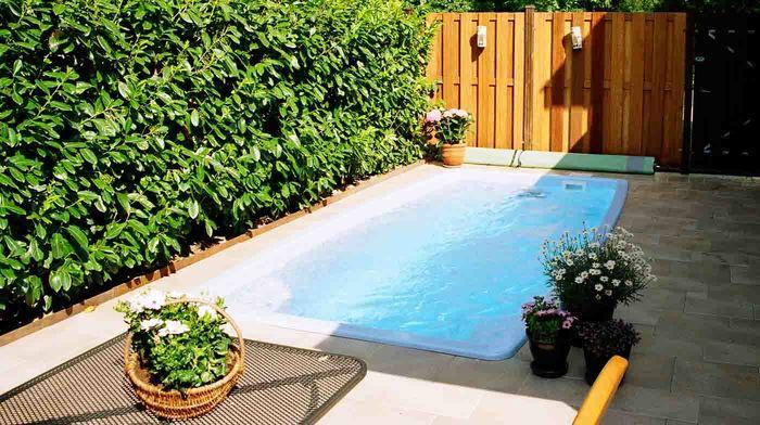 Modelle modello kreta piscine prefabbricate monoblocco - Piccola piscina ...