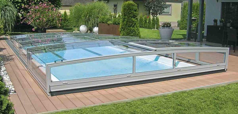 Copertura opale polyfaser alto adige piscine in - Piscine alto adige ...
